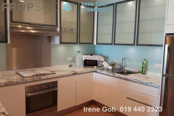 For Rent Condominium at Straits Quay, Seri Tanjung Pinang Freehold Fully Furnished 2R/3B 5.5k