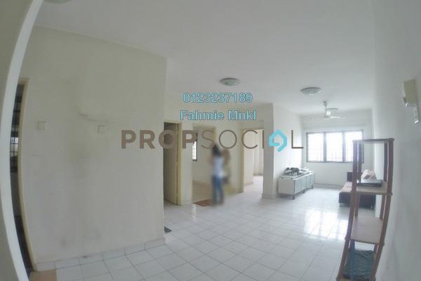 For Sale Condominium at Danau Murni, Taman Desa Leasehold Unfurnished 3R/2B 330k