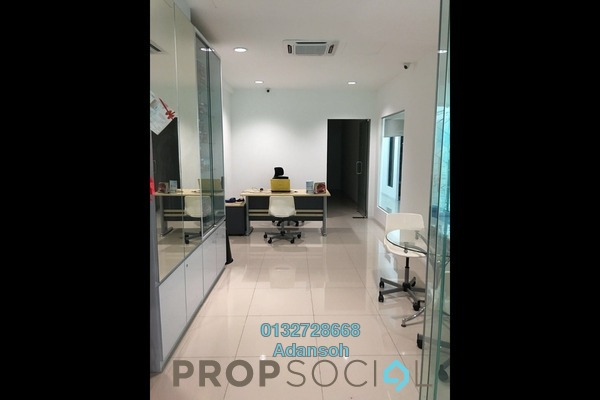 For Rent Office at Damansara Avenue, Bandar Sri Damansara Freehold Semi Furnished 3R/2B 5k