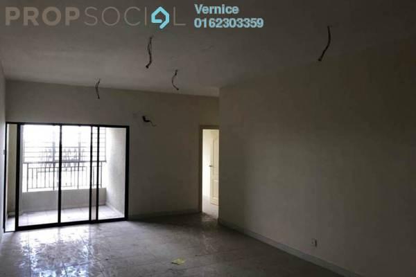 For Rent Condominium at Kristal Villa, Kajang Freehold Unfurnished 3R/2B 1k