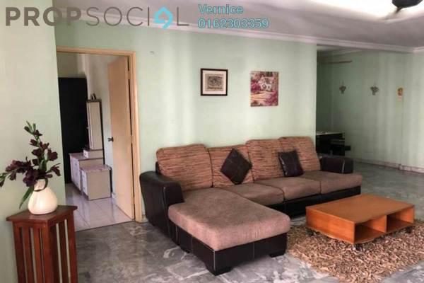 For Rent Condominium at Endah Villa, Sri Petaling Freehold Fully Furnished 3R/2B 1.6k