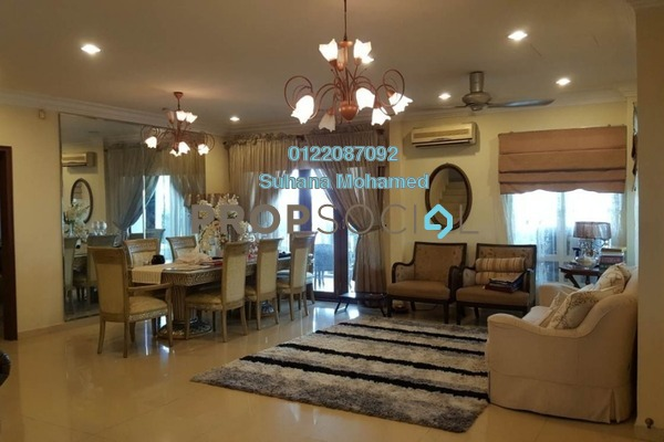 For Sale Semi-Detached at Section 13, Shah Alam Freehold Semi Furnished 5R/3B 900k