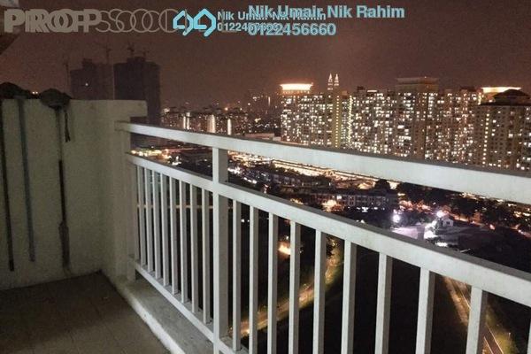 For Sale Condominium at Platinum Lake PV12, Setapak Freehold Unfurnished 3R/2B 455k