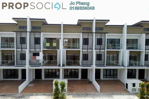 For Sale Terrace at Anggun 3, Rawang Freehold Unfurnished 5R/5B 790k