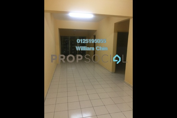 For Rent Condominium at Kepong Central Condominium, Kepong Freehold Semi Furnished 3R/2B 1k