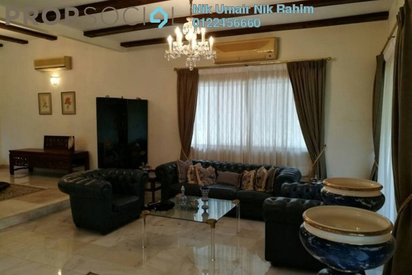 For Sale Bungalow at Taman TAR, Ampang Freehold Semi Furnished 5R/4B 2.8m