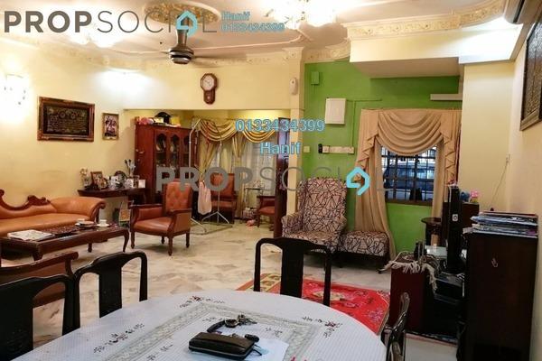 For Sale Terrace at Taman Nirwana, Ampang Freehold Semi Furnished 5R/3B 690k