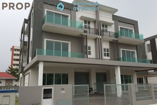 For Sale Semi-Detached at Taman Baiduri, Dengkil Leasehold Unfurnished 6R/5B 980k