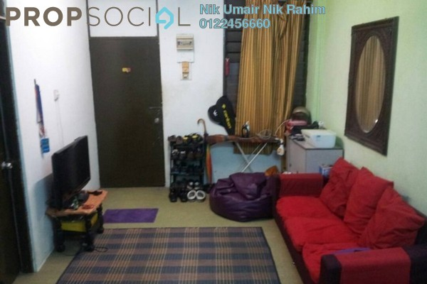 For Sale Apartment at Section 1, Wangsa Maju Freehold Unfurnished 2R/1B 220k