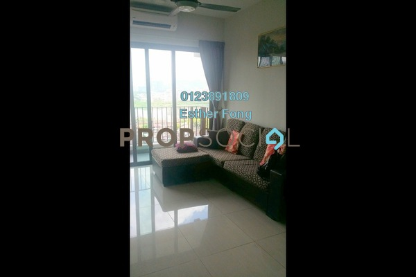 For Rent Condominium at Dex @ Kiara East, Jalan Ipoh Freehold Fully Furnished 3R/2B 2.3k