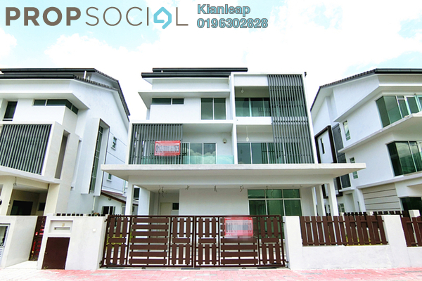 For Sale Bungalow at Saujana 1080 Residences, Kajang Freehold Unfurnished 7R/8B 2.25m