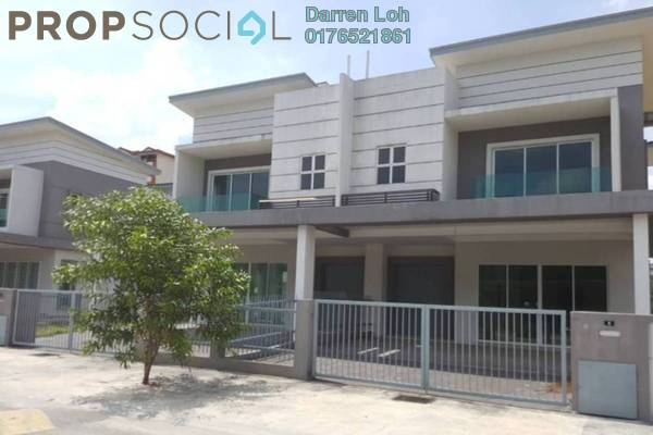 For Sale Semi-Detached at Taman Baiduri, Dengkil Leasehold Unfurnished 5R/4B 820k