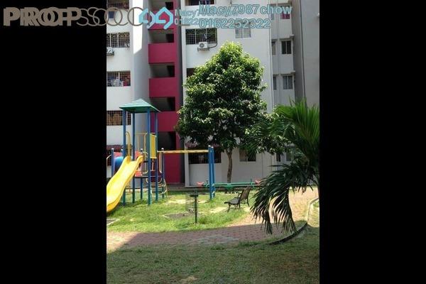 For Rent Apartment at Sri Ros, Kajang Freehold Fully Furnished 3R/2B 850translationmissing:en.pricing.unit