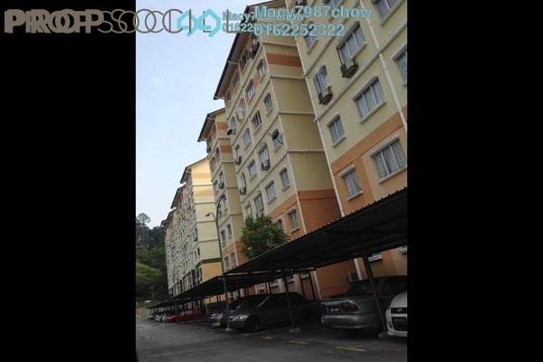 For Rent Apartment at Vista Hatamas, Cheras Freehold Unfurnished 3R/2B 850translationmissing:en.pricing.unit