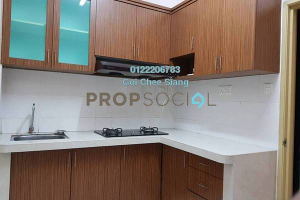 For Rent Apartment at Andari Townvilla, Selayang Heights Freehold Semi Furnished 3R/2B 950translationmissing:en.pricing.unit