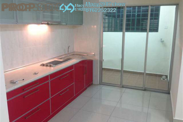 For Sale Condominium at Connaught Avenue, Cheras Freehold Semi Furnished 3R/2B 385k