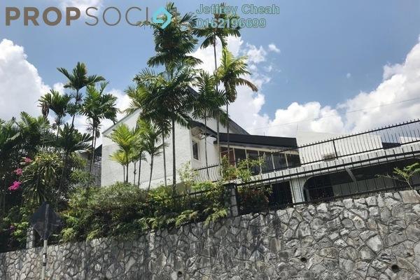 For Sale Bungalow at Taman Bukit Damansara, Damansara Heights Freehold Semi Furnished 5R/4B 5.2m