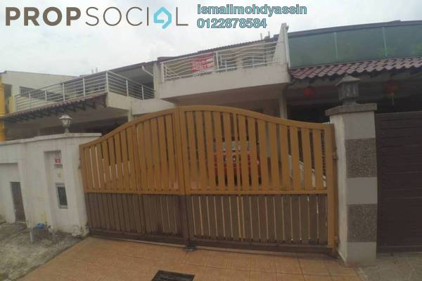 For Sale Terrace at Taman Dagang Permai, Ampang Freehold Semi Furnished 5R/5B 1.37m