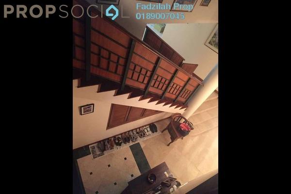 For Rent Condominium at Villa Bukit Tunku, Kenny Hills Freehold Semi Furnished 3R/4B 4.5k
