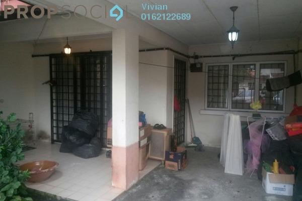 For Sale Terrace at Sungai Congkak, Bukit Rimau Freehold Fully Furnished 4R/3B 648k