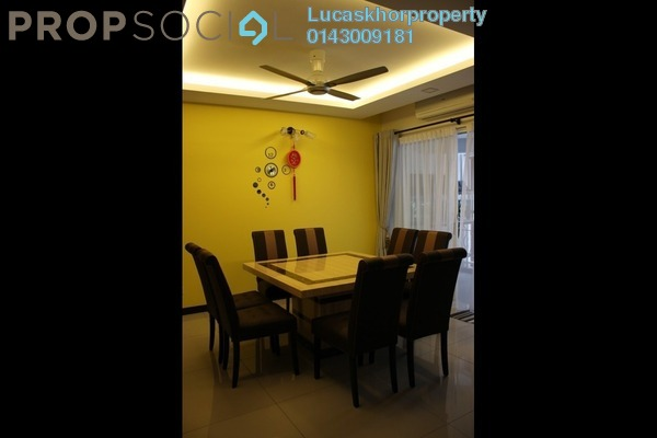For Rent Condominium at 20trees, Melawati Freehold Fully Furnished 4R/3B 3.3k