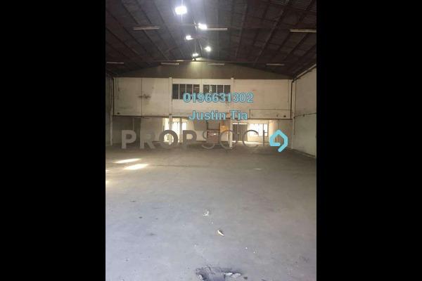 For Rent Factory at Kawasan Perusahaan Segambut, Segambut Freehold Semi Furnished 0R/0B 11k