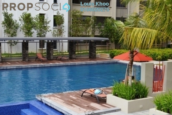 For Rent Condominium at Covillea, Bukit Jalil Freehold Semi Furnished 3R/2B 2.5k
