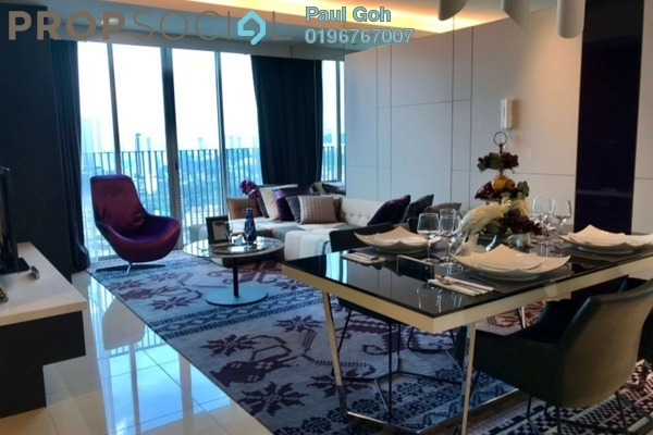 For Sale Condominium at VERVE Suites, Old Klang Road Freehold Fully Furnished 2R/2B 898k