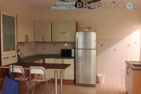 For Rent Condominium at Awana Puri, Cheras Freehold Fully Furnished 2R/2B 1.7k