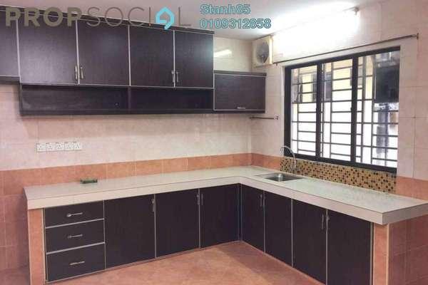 For Rent Terrace at Taman Sri Rampai, Setapak Freehold Semi Furnished 4R/3B 2k