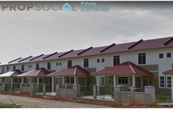 For Rent Terrace at Setia Indah, Tebrau Freehold Unfurnished 3R/2B 1.2k