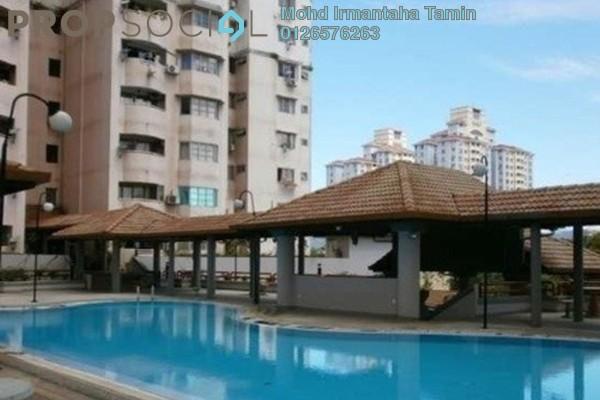 For Sale Condominium at BAM Villa, Cheras Freehold Semi Furnished 2R/2B 335k