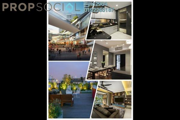 For Sale Condominium at Sungai Pelek, Sepang Freehold Semi Furnished 1R/1B 210k