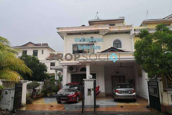 For Sale Terrace at Section 7, Shah Alam Freehold Semi Furnished 5R/4B 1.35m