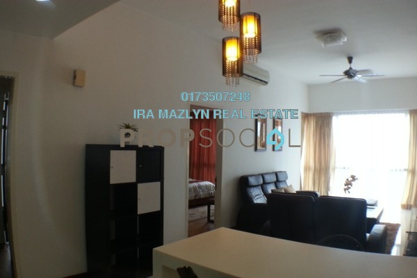 For Sale Condominium at Suasana Sentral Loft, KL Sentral Freehold Fully Furnished 1R/1B 1.25m