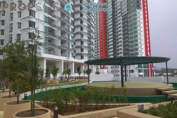 For Rent Condominium at Sphere Damansara, Damansara Damai Freehold Semi Furnished 3R/2B 1.5k
