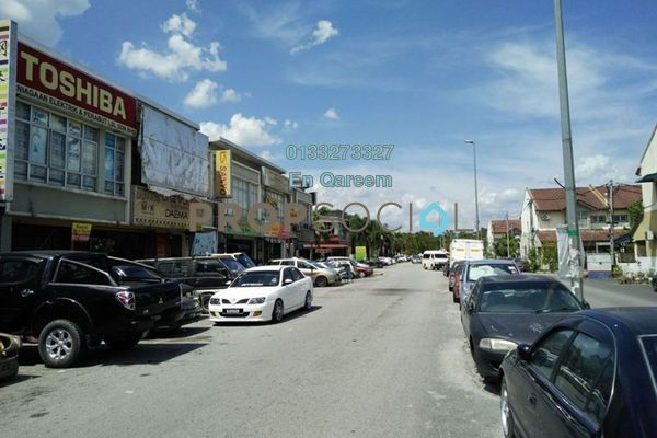 For Sale Shop at Taman Sri Nanding, Hulu Langat Freehold Unfurnished 0R/0B 1.2百万