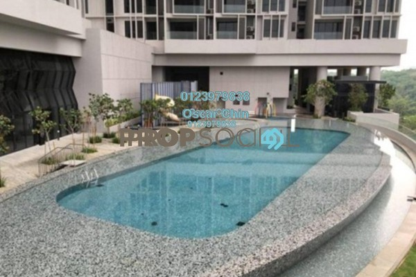 For Sale Condominium at Twin Arkz, Bukit Jalil Freehold Fully Furnished 2R/2B 1.25m