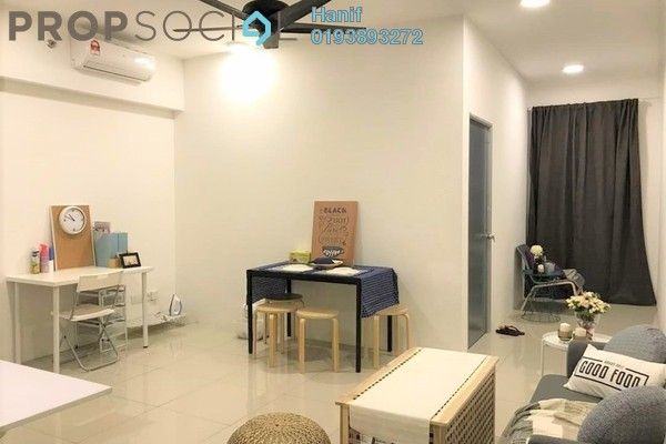 For Rent Serviced Residence at V12 Sovo, Shah Alam Freehold Semi Furnished 1R/1B 950translationmissing:en.pricing.unit
