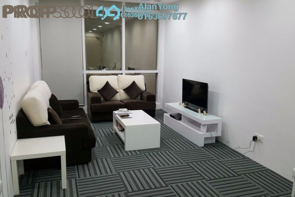 For Rent Condominium at Binjai 8, KLCC Freehold Fully Furnished 1R/2B 2.88k