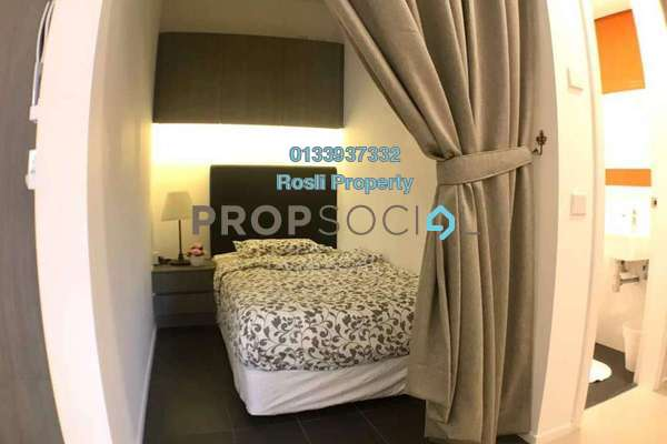 For Rent SoHo/Studio at Arcoris, Mont Kiara Freehold Fully Furnished 1R/1B 3.7k