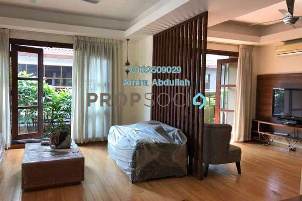 For Sale Link at Section U8, Bukit Jelutong Freehold Fully Furnished 5R/4B 1.26m