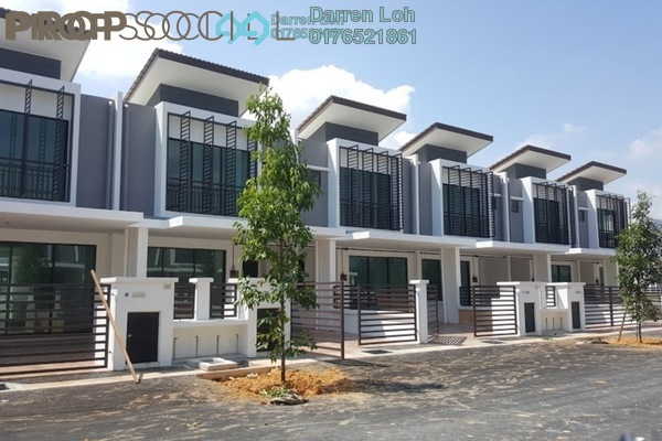 For Sale Terrace at Saujana KLIA, Sepang Freehold Unfurnished 4R/4B 508k