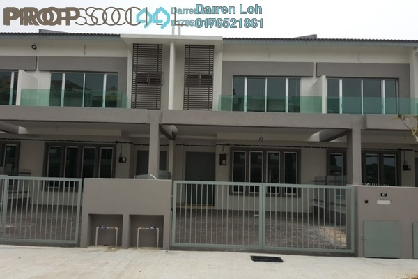 For Sale Terrace at Taman Baiduri, Dengkil Freehold Unfurnished 4R/4B 600k