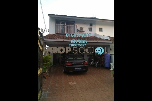 For Sale Terrace at Section 5, Bandar Mahkota Cheras Freehold Semi Furnished 4R/3B 738k