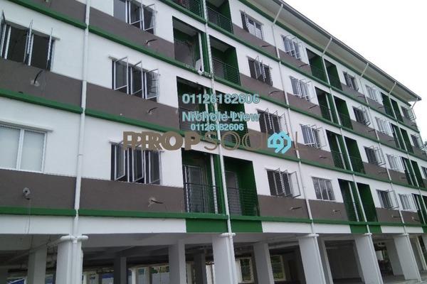 For Sale Condominium at Taman Sri Tanjung, Semenyih Freehold Fully Furnished 3R/2B 196k