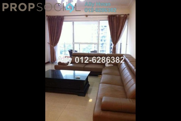 For Rent Condominium at La Grande Kiara, Mont Kiara Freehold Fully Furnished 3R/5B 5k