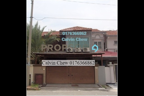 For Sale Terrace at PP 3, Taman Putra Prima Freehold Unfurnished 4R/3B 428k