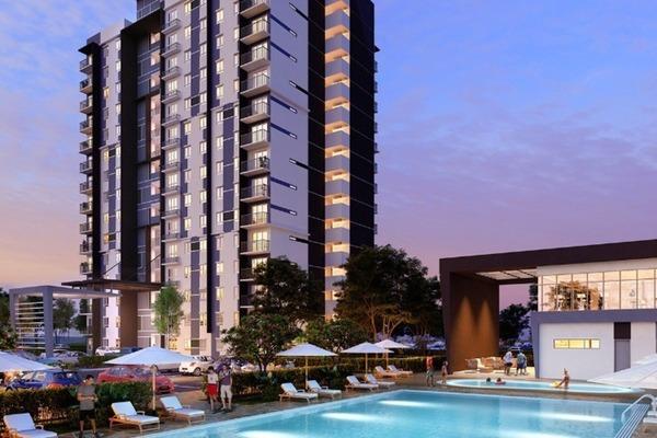 For Sale Apartment at Bandar Tasik Puteri, Rawang Leasehold Unfurnished 3R/2B 294k