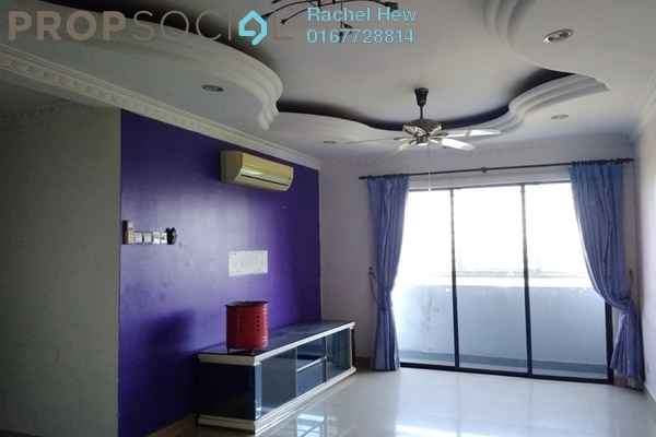 For Sale Condominium at Bayu Tasik 2, Bandar Sri Permaisuri Freehold Semi Furnished 2R/2B 435k